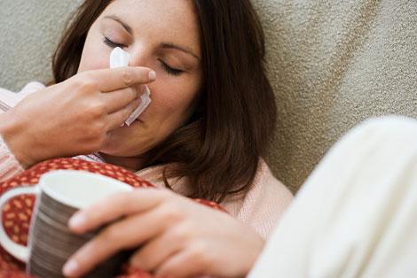 Porque a gripe é tão contagiosa?