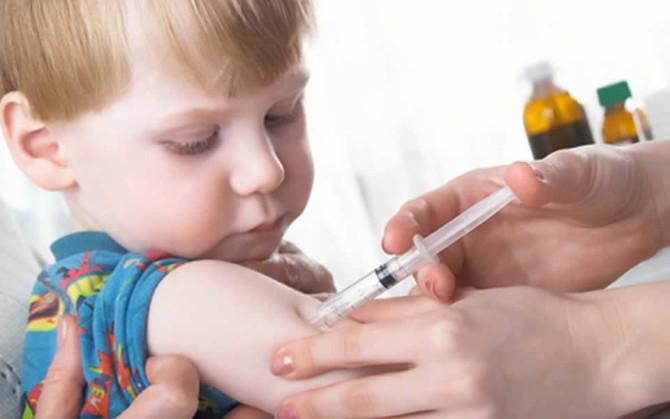 A vacina contra o sarampo pode ser tomada a partir dos 6 meses de vida.