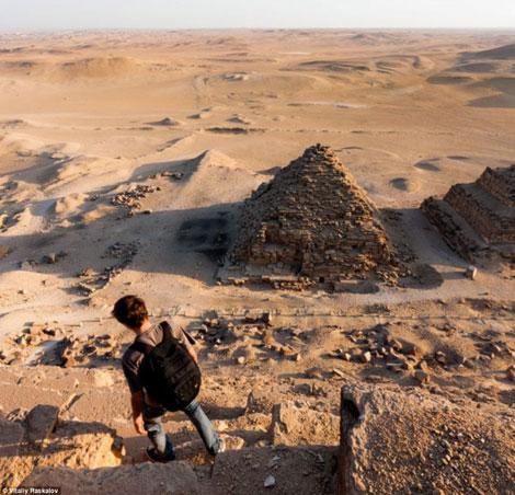 Descendo a pirâmide