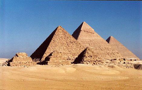 Pirâmides-do-Egito
