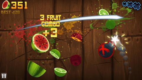 android-fruit-ninja