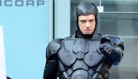 Joel Kinnaman como Robocop (Foto: Divulgação)