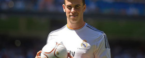 Bale no Real Madrid