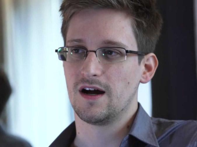 Ex-técnico da CIA ,Edward Snowden. Foragido pelo governo americano. (Foto: Rel Agenda)