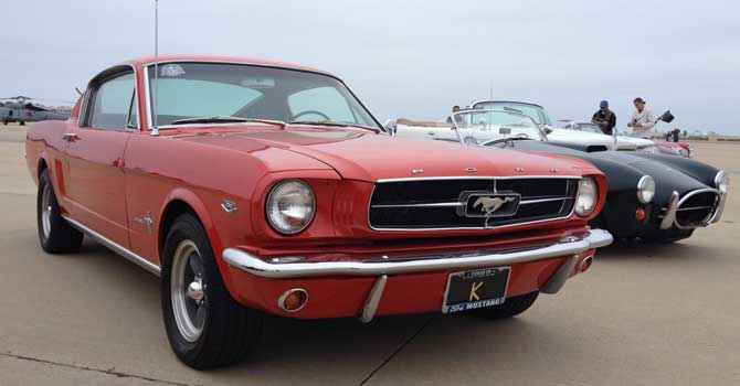 Ford Mustang 1961