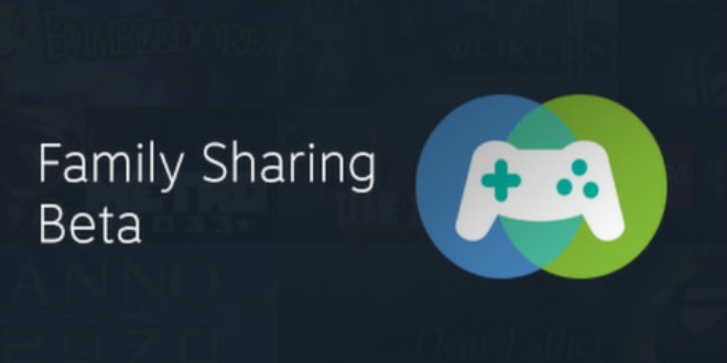 Family Sharing Steam