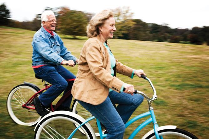 Para viver mais e melhor procure ter uma vida saudável