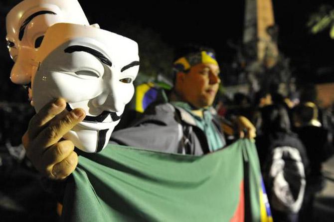 Proibir uso de máscaras