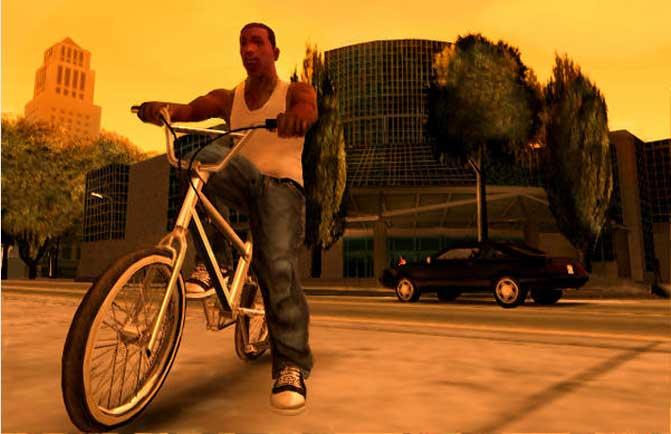 CJ é um dos personagens mais famosos do mundo dos videogames.