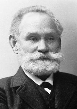 Ivan Pavlov (foto) juntamente com
