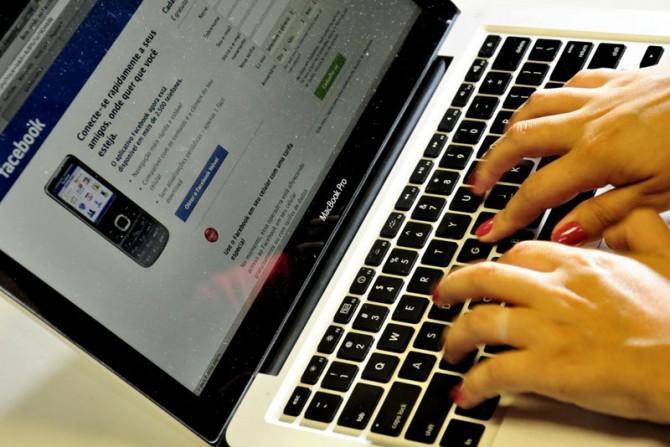 As redes sociais é um dos meios mais utilizados pelos criminosos.