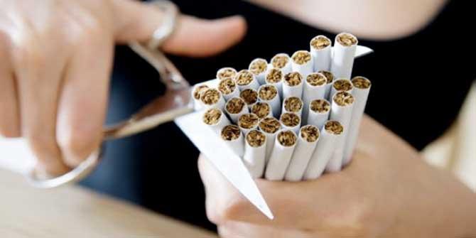 Parar de fumar não é fácil, mas se você se empenhar com certeza irá largar o vício.
