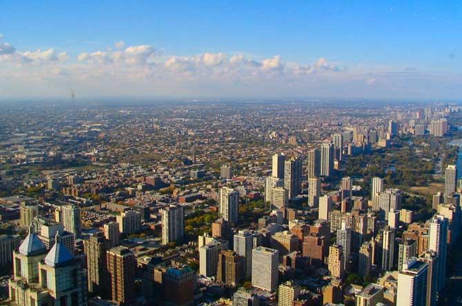 As cidades são consideradas como um  tipo de meio ambiente.