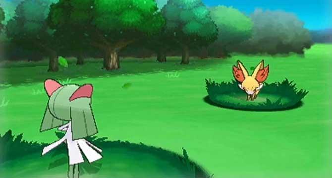 Em apenas dois dias Pokémon X e Y vendeu mais de 4 milhões de cópias.