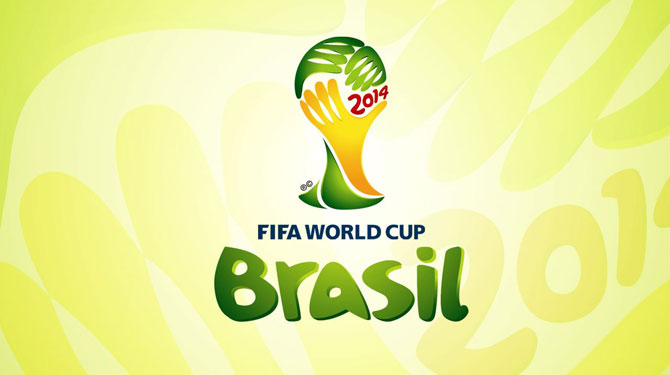 A Copa do Mundo de 2014 está cada vez mais próxima.