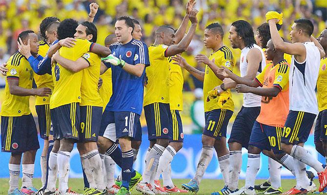 Seleção-da-Colômbia