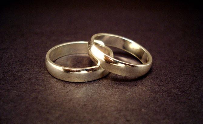 O casamento é coisa série e deve ser algo muito bem pensado.