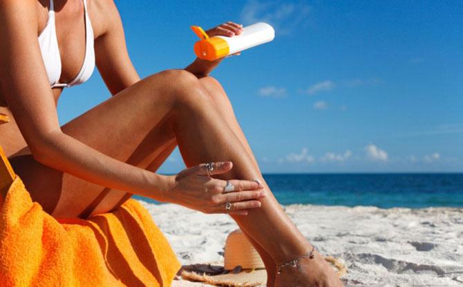 O protetor solar é essencial para prevenir o câncer de pele.