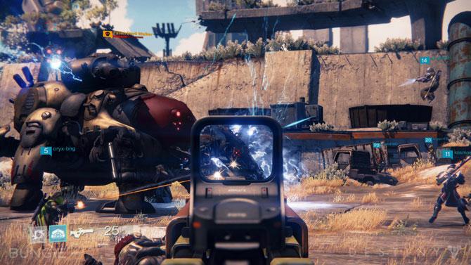 Do mesmos criados de Halo, o jogo promete ser um grande sucesso. (Foto: Reprodução)