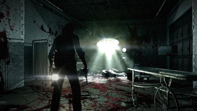 Muitos sustos o aguardam nesse incrível jogo de terror. (Foto: Reprodução)