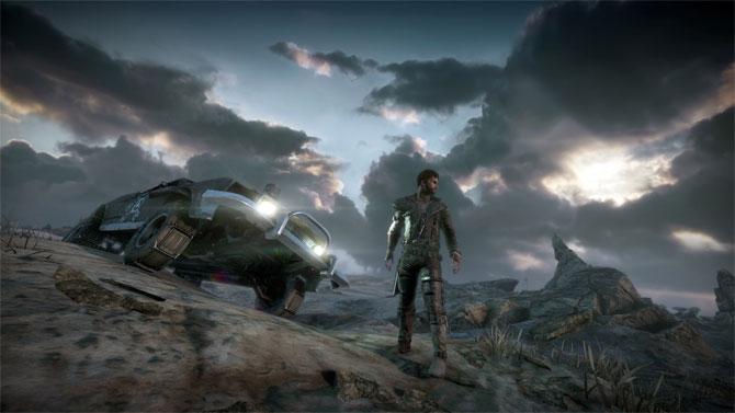 O jogo promete ser o retorno das alucinantes batalhas de carros. (Foto: Reprodução)