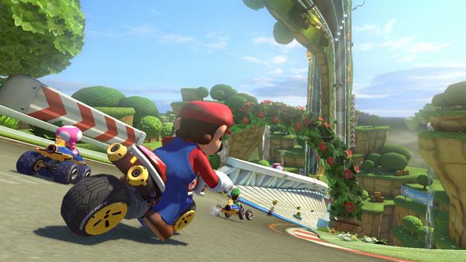 Mais um novo título do famoso encanador bigodudo da Nintendo. (Foto: Reprodução)