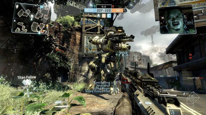 De acordo com a desenvolvedora o jogo inovará o gênero de FPS. (Foto: Reprodução)