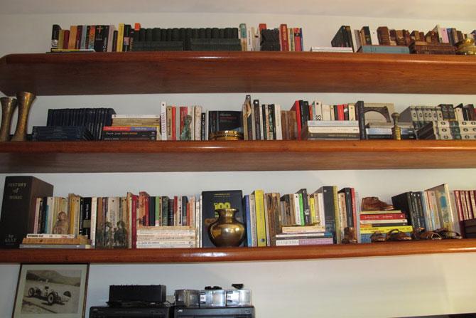 Independente do tamanho da sua biblioteca, seus livros precisam de cuidado.