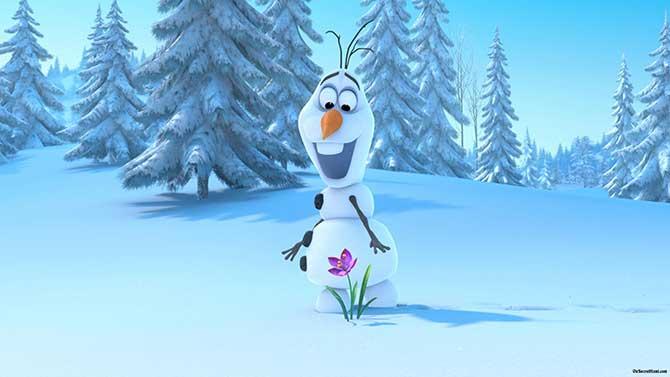 """""""Frozen"""" é mais uma das animações da Walt Disney que disputará o Oscar desse ano (Imagem: Reprodução)"""