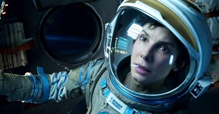 """A atriz Sandra Bullock está na disputa do Oscar graças a sua atuação em """"Gravidade"""" (Foto: Reprodução)"""