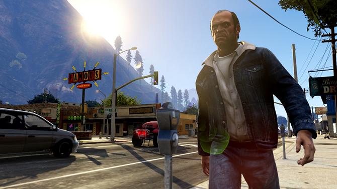 GTA V foi o jogo mais vendido em 2013 no Brasil.