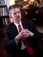 Howard Federoff, professor de neurologia em Georgetown University Medical Center.(Foto: Georgetown University)