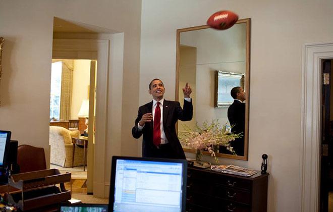Barack Obama Windows XP