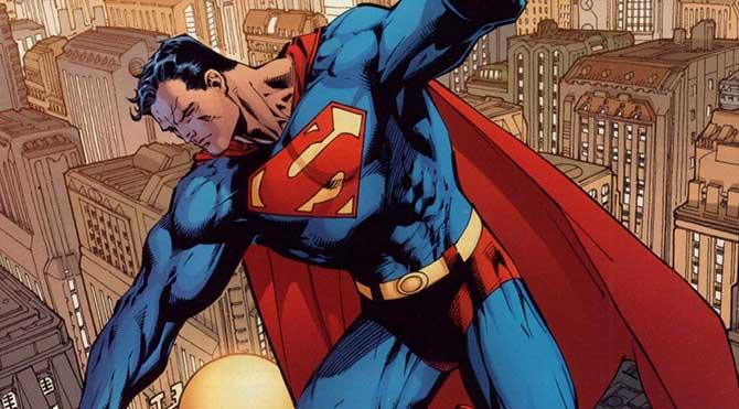 Canal do YouTube cria um vídeo no qual o Superman usa uma GoPro para registrar o seu dia.
