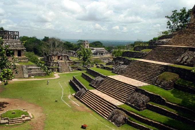 Palenque-Mayan-Ruins