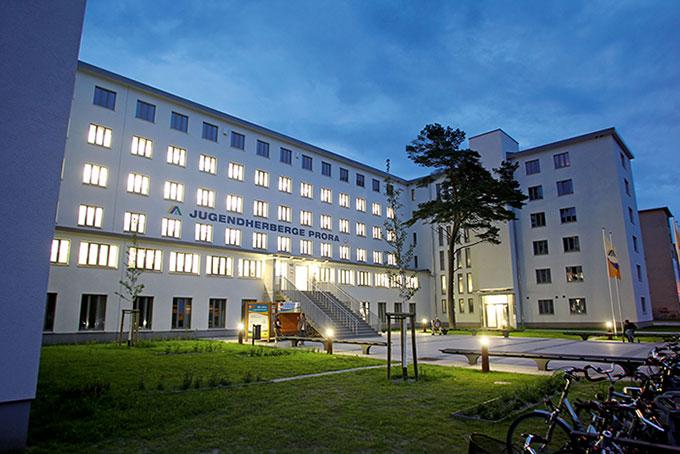O complexo foi erigido entre os anos de 1936 e 1939