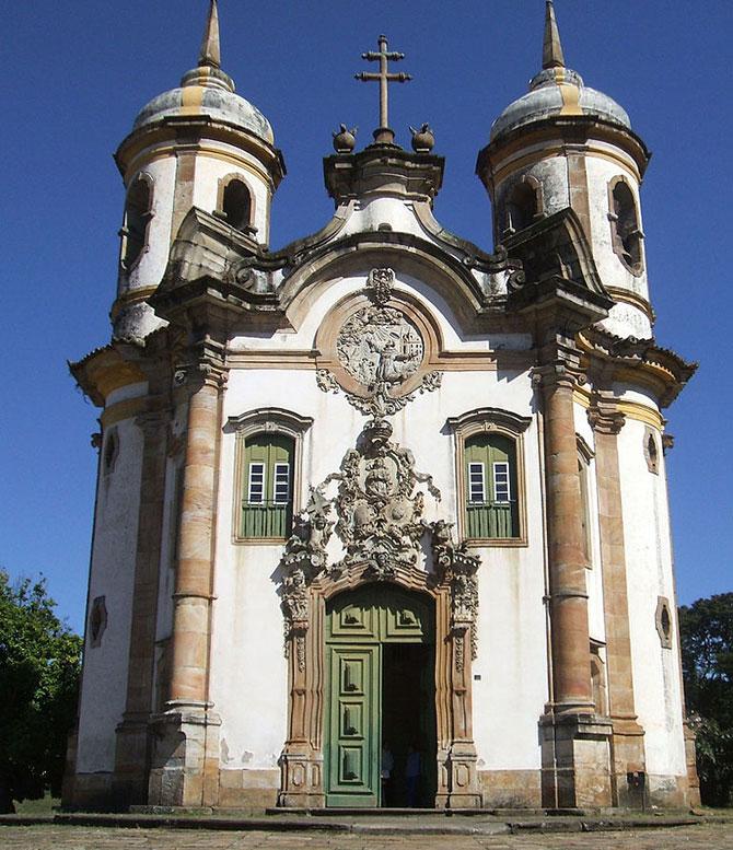 Igreja São Francisco de Assis.