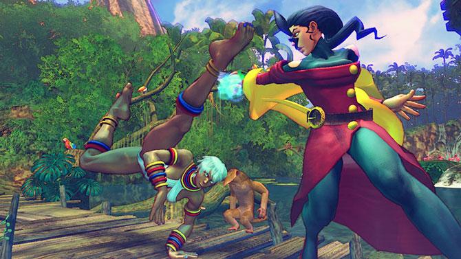 Elena, a capoeirista é uma das novidades (Foto: Reprodução)