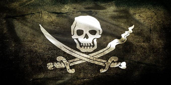 Resumo sobre os piratas