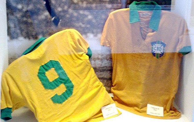 """O apelido """"Seleção Canarinho"""" surgiu em 1954."""