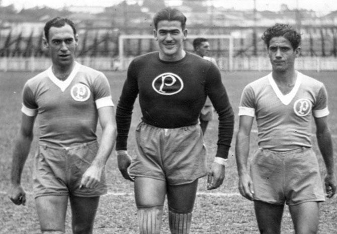 Palestra Itália era o antigo nome da Sociedade Esportiva Palmeiras.