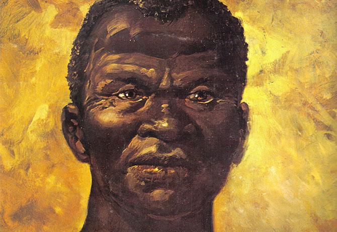 Zumbi foi o último dos líderes do Quilombo dos Palmares, o maior quilombo do período colonial.