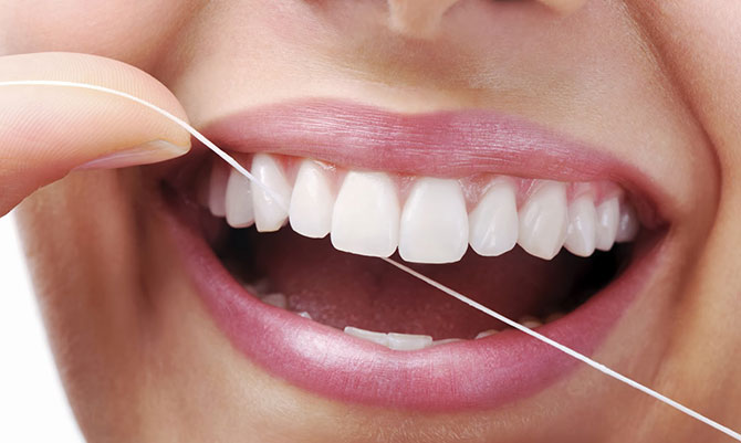 Até mesmo dentes aparentemente saúda veis, podem estar com erosão ácida.