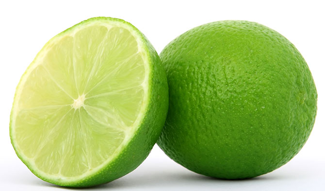 O limão é utiliza também em diversos produtos cosméticos.