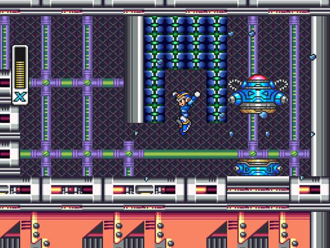 Mega Man X é um dos clássicos mais lembrados do Super Nintendo.