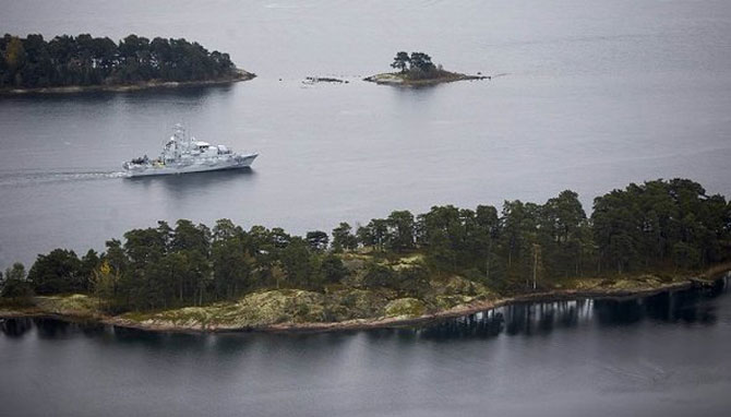 O maior alerta soado na Suécia desde a guerra Fria