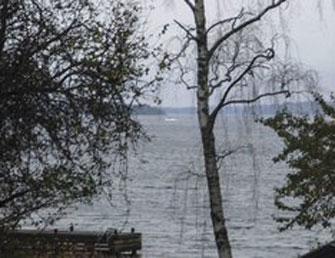 Foto de Suposto Submarino em águas suecas