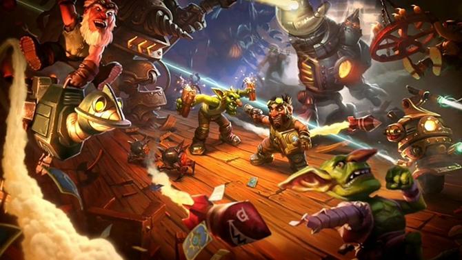 Expansão chega no dia 8 de acordo com a Blizzard. (Imagem: Divulgação/Blizzard)
