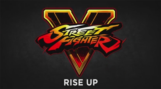 Street Fighter5. (Imagem: Divulgação)