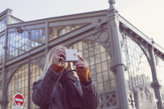 Dispositivo permite imprimir suas fotos logo após tira-las.